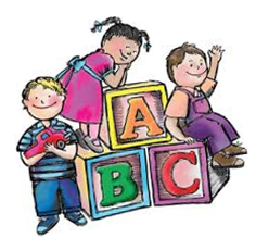ABC Blocks and Kids
