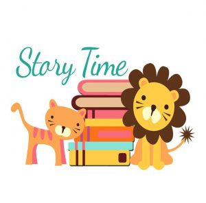 Story Time with Miss Amber @ Nancy Kay Holmes Library | Scranton | Pennsylvania | United States