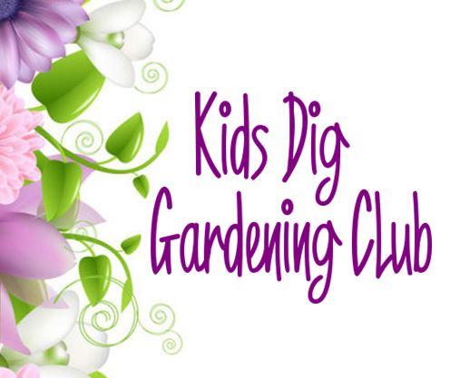 Kids Dig Gardening Club @ Nancy Kay Holmes Branch | Scranton | Pennsylvania | United States