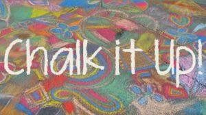Chalk it Up! @ Nancy Kay Holmes Branch | Scranton | Pennsylvania | United States
