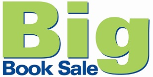 Friends Spring Book Sale is just around the corner