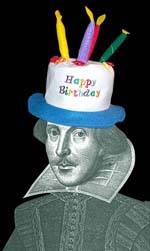 Shakespeare's Birthday Celebration @ Valley Community Library | Blakely | Pennsylvania | United States