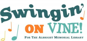 Swingin' On Vine @ Albright Memorial Library | Scranton | Pennsylvania | United States