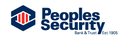 Peoples Security Logo