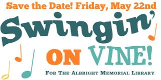 Save the Date! Swingin' on Vine 2015