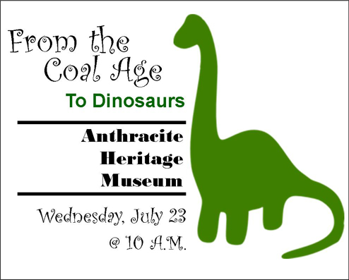 Coal Age to Dinosaurs @ Anthracite Museum | Scranton | Pennsylvania | United States