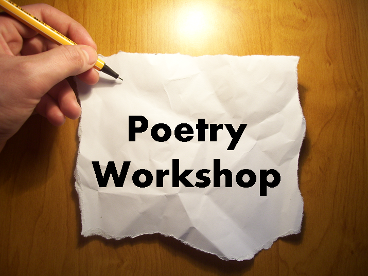 Upcoming Poetry Workshop | Lackawanna County Library System
