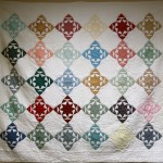 Peg Winter Quilt Display 2