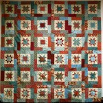 Peg Winter Quilt Display 3