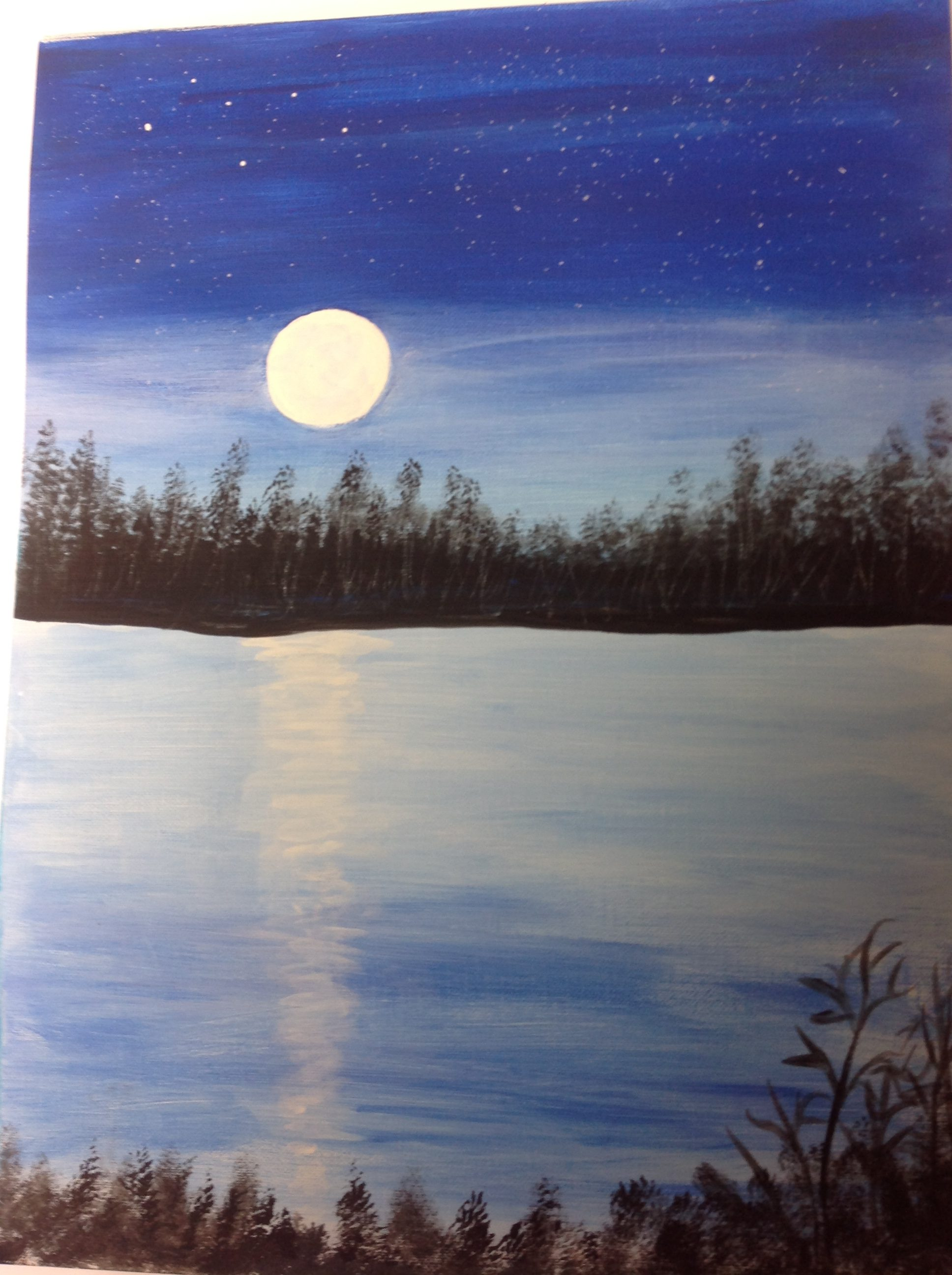 Painting Class with Sharon McArdle @ 1200 W Grove Street, Clarks Summit,PA 18411