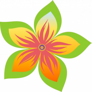 Home School: O'Keeffe Flowers @ Carbondale Public Library | Carbondale | Pennsylvania | United States