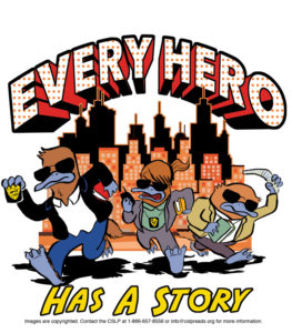 Every Hero Has a Story SRC
