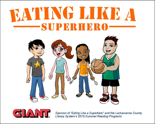 Eating-Superhero
