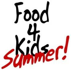 Food 4 Kids logo
