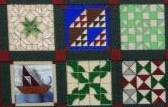 Stained-Glass Quilt