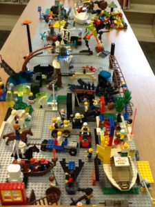 LEGO Contest Warrior Clan - Abington