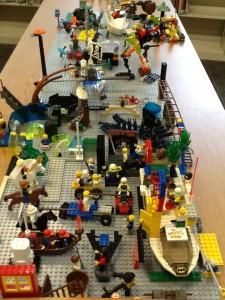 LEGO Contest Warrior Clan - Abington