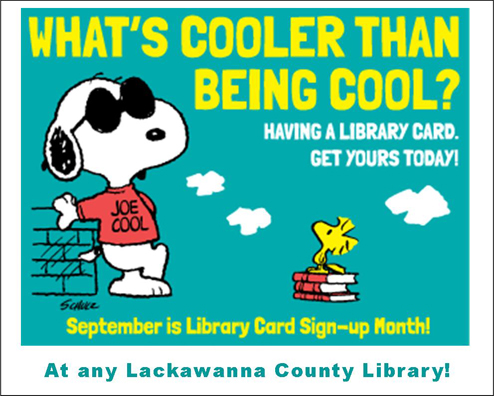Library Card Sign Up 2015
