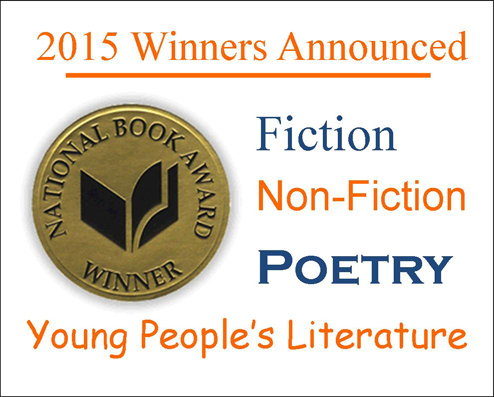 2015 Nat'l Book Awards