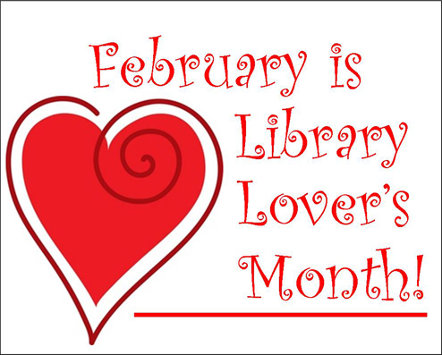 Feb Library Lovers