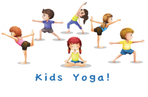 Yoga for kids @ Taylor Community Library   Taylor   Pennsylvania   United States