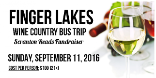 Finger Lakes Wine Country Bus Trip