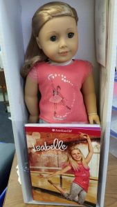 American Girll Doll Raffle