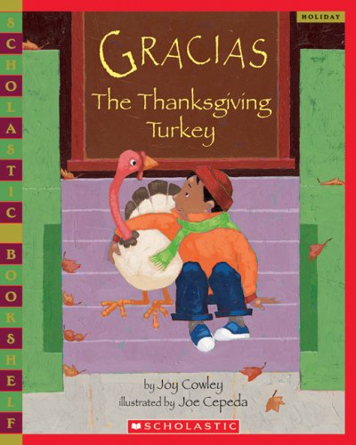 Miss Angela's Book Party: Gracias The Thanksgiving Turkey @ Lackawanna County Children's Library | Scranton | Pennsylvania | United States