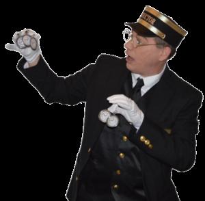 train-conductor