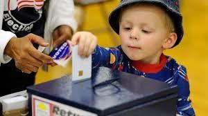 vote-child