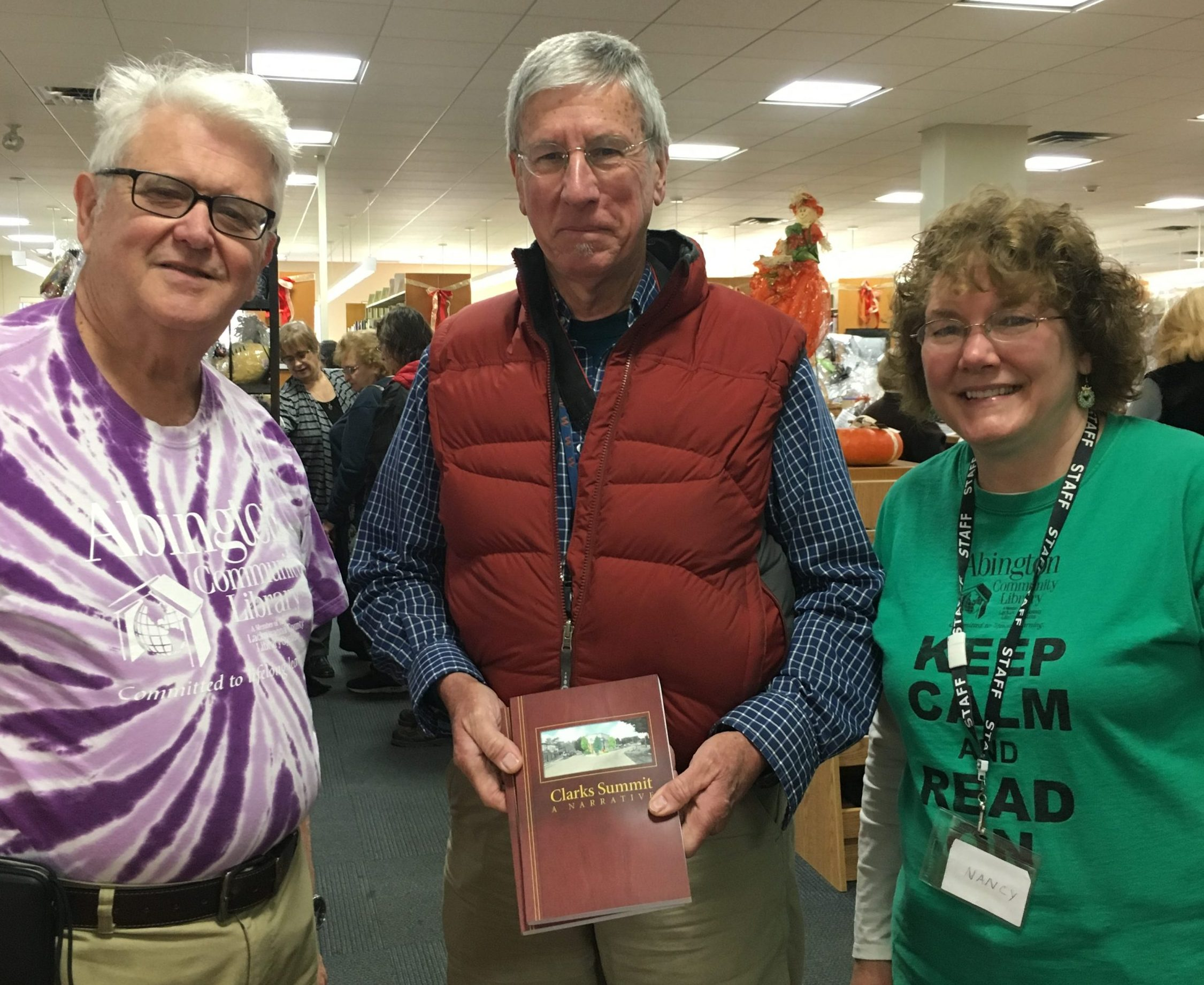 Clarks Summit: A Narrative Now Available @ the Library