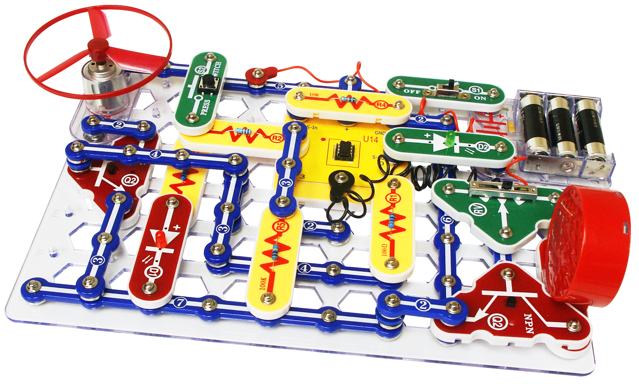Images Of Snap Circuits Bric Structures Pow Science Squishy Deluxe Kit Robotshop Danger Club Lackawanna County Library System