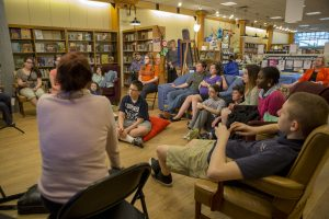 Teen Tuesdays at Library Express @ Library Express, the Marketplace at Steamtown | Scranton | Pennsylvania | United States