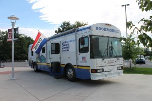 Bookmobile at WVIA's  Be My Neighbor Event @ PNC Field  | Moosic | Pennsylvania | United States