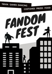 Fandom Fest for Teens @ Albright Memorial Library/Henkleman Room | Scranton | Pennsylvania | United States