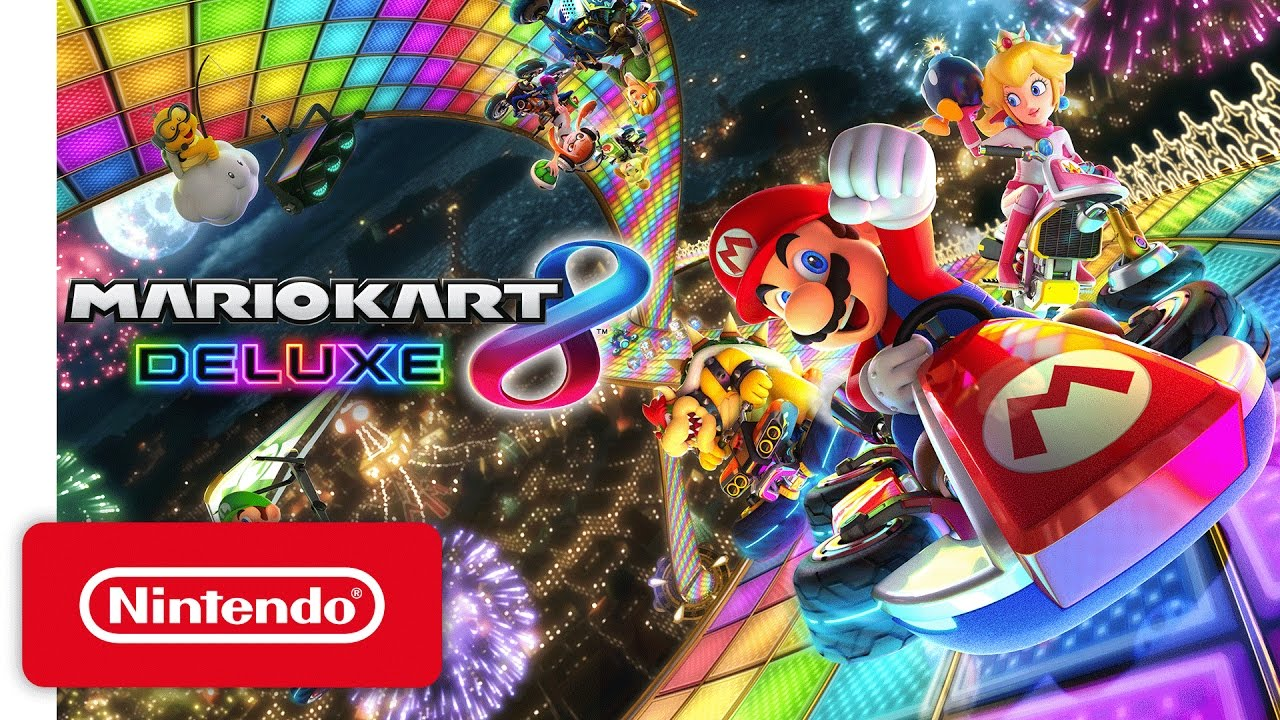 Nintendo Switch: Mario Kart 8 / Rocket League/Overcooked @ Lackawanna County Children's Library | Scranton | Pennsylvania | United States