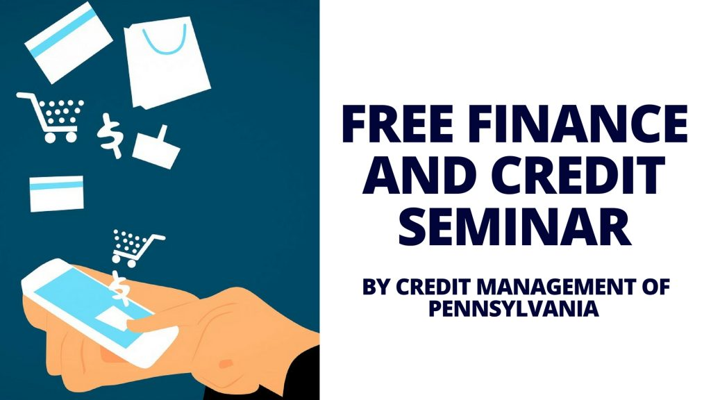 Free Finance and Credit Seminar @ Valley Community Library | Blakely | Pennsylvania | United States