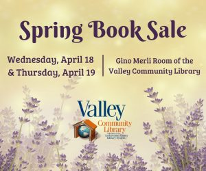 Spring Book Sale @ Valley Community Library | Blakely | Pennsylvania | United States
