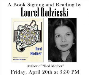 Author Laurel Radzieski @ Library Express Bookstore | Scranton | Pennsylvania | United States