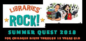Summer Quest Begins! @ Carbondale Public Library   Carbondale   Pennsylvania   United States