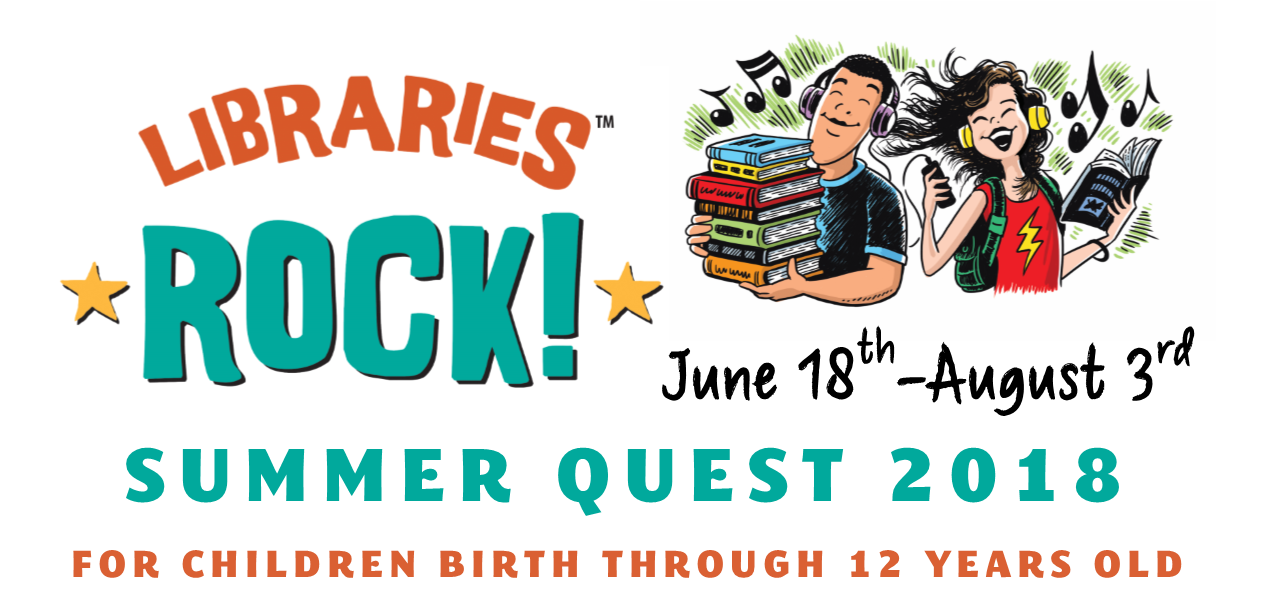 Summer Quest begins! @ Lackawanna County Children's Library | Scranton | Pennsylvania | United States