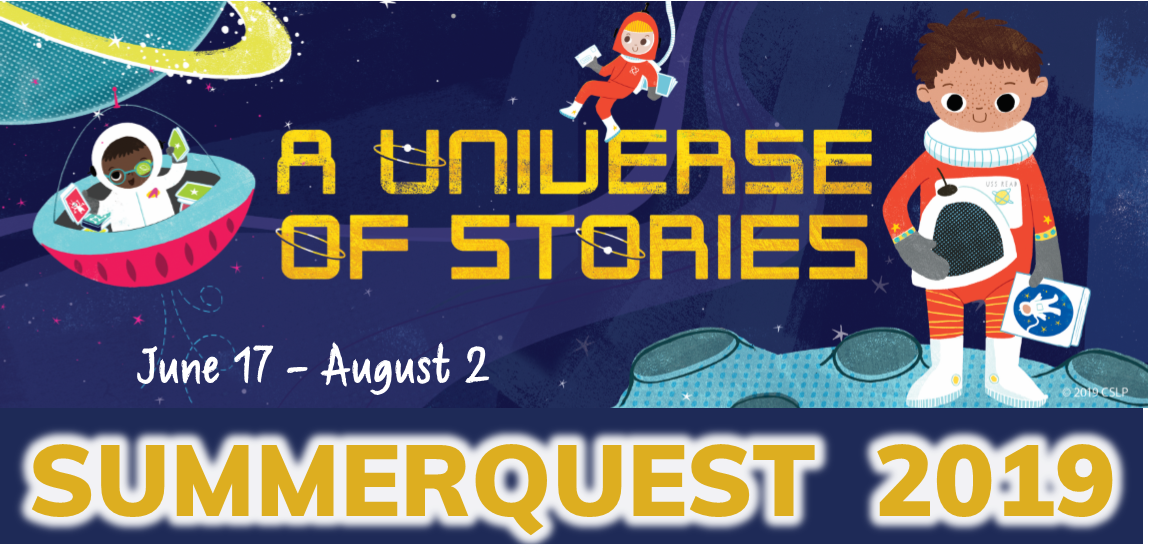 SummerQuest begins! @ Lackawanna County Children's Library | Scranton | Pennsylvania | United States