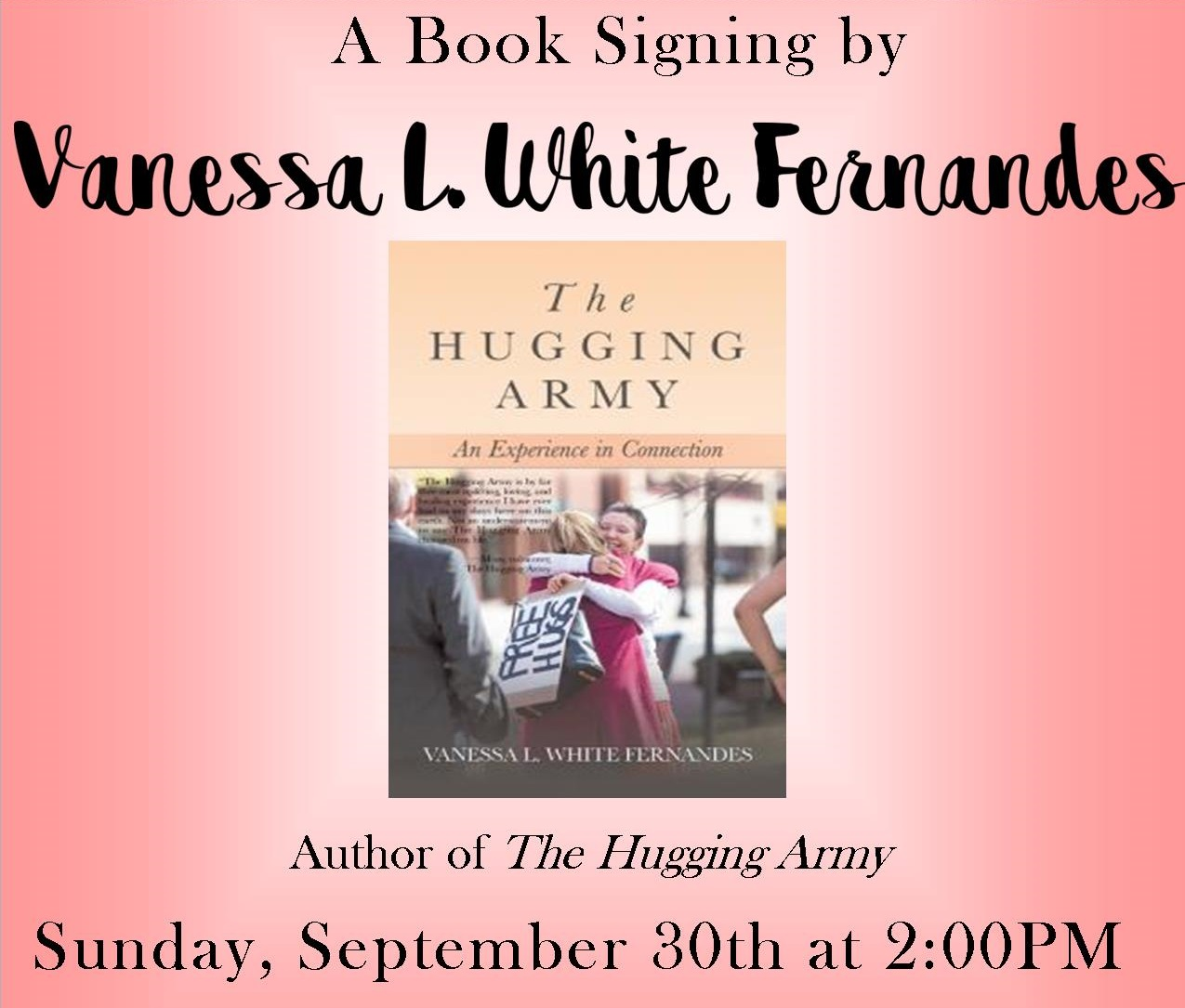 Author Vanessa L. White Fernandes @ Library Express Bookstore | Scranton | Pennsylvania | United States