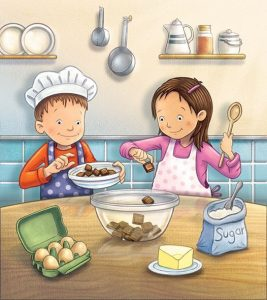 Kid's Baking Class @ Taylor Community Library | Taylor | Pennsylvania | United States