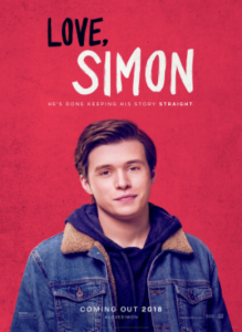 Love, Simon: Wednesday Movie Matinee @ The Scranton Public Library