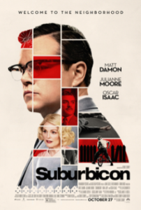 Suburbicon: Wednesday Movie Matinee @ The Scranton Public Library