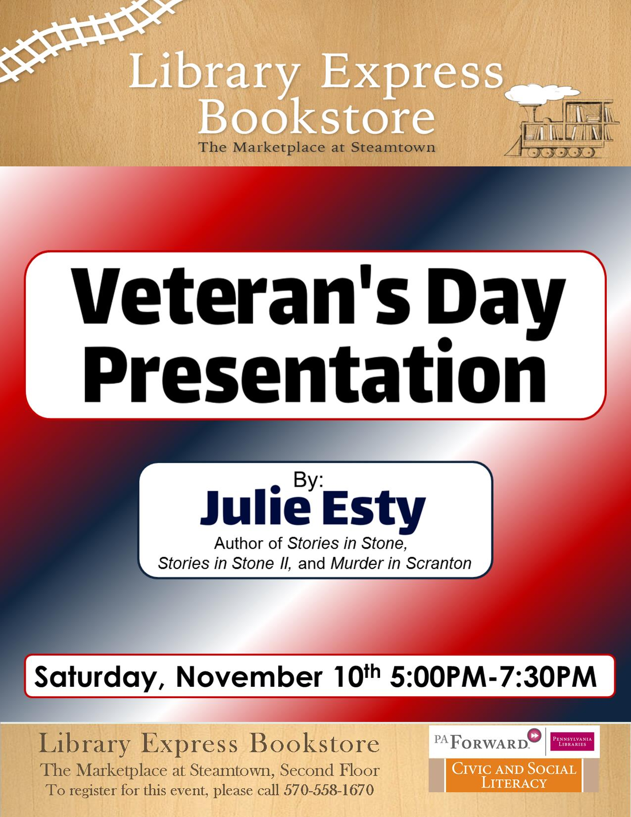 Veteran's Day Presentation