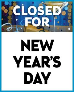 CLOSED for New Year's Day @ North Pocono Public Library | Moscow | Pennsylvania | United States