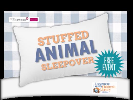 Stuffed Animal Sleepover @ Lackawanna County Children's Library   Scranton   Pennsylvania   United States