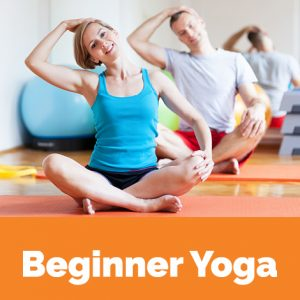Yoga for Beginners @ North Pocono Public Library